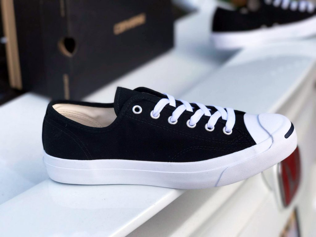 Converse Jack Purcell Ox - Black (Classic) : Price 2,400.-