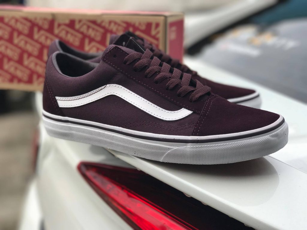 VANS Old Skool - Iron Brown : Price 2,700.-