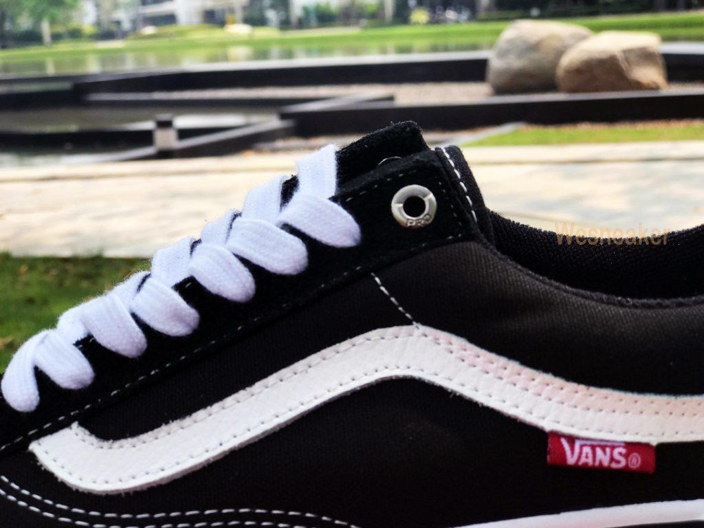 VANS Old Skool 【PRO】- Black/White : Price 3,590.-