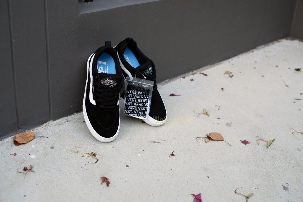 [VANS] Kyle Walker (PRO) - Black/White : Price 3,900.-