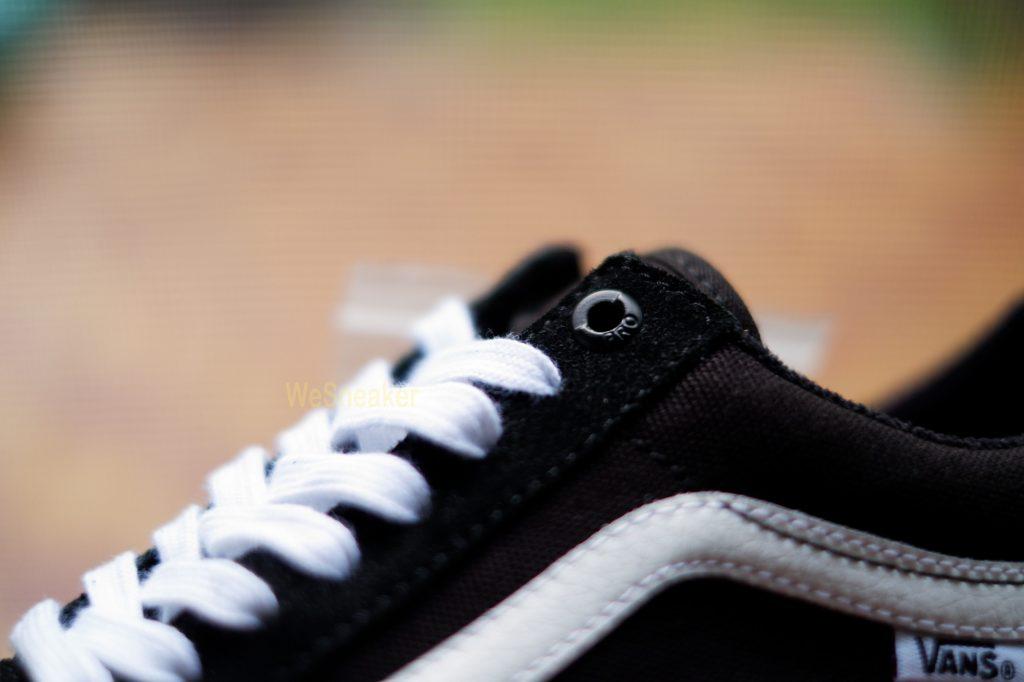 [VANS] Old Skool 【PRO】- Black/Medium Gum : Price 3,590.-