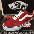 "Vans : TNT 5 – Red (Dark Scarlet/White) [LIMITED!] สี : พื้นแดง ลายขาว ราคา : 3350.- ค่าส่ง : ฟรี! Most Vivid! With The VANS ""TNT5 (Tony Trujillo Signature) – […]"