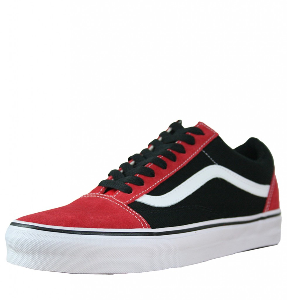 Vans Old Skool - High Risk Red : 2590.-