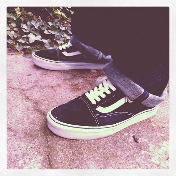 Vans Old Skool!