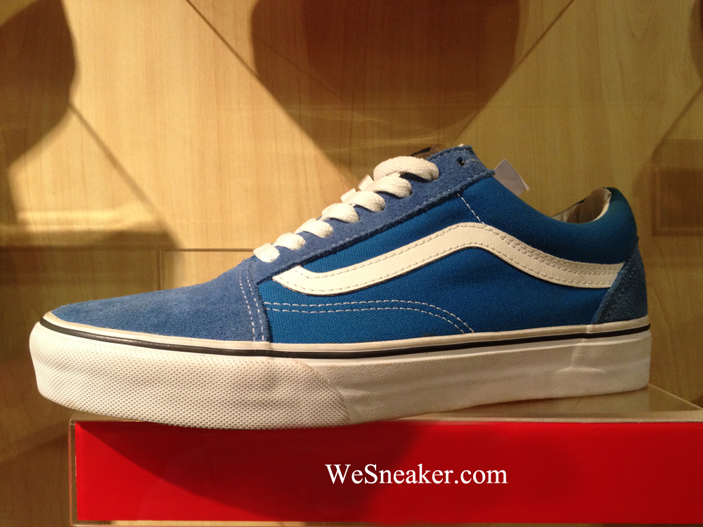 VANS Old Skool - Brilliant Blue [LIMITED] : 2590.-
