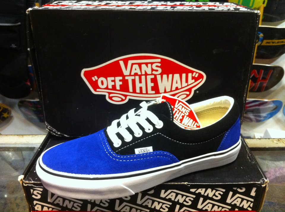 VANS Era - Blue/Black : Price 1890.-