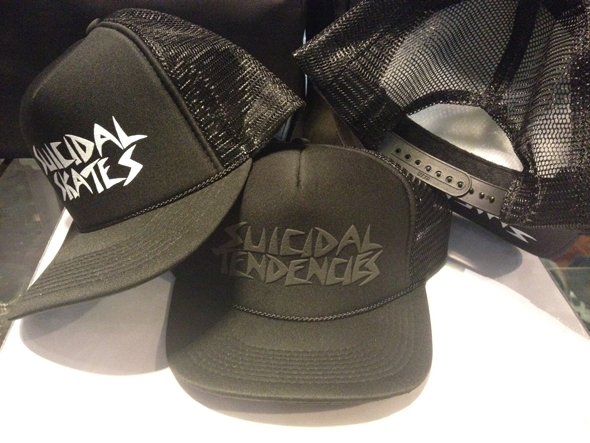 """""""SUCIDAL TENDENCIES Signature - All Front View"""" : Price 1090.-"""