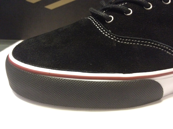 Emerica : The Reynolds Cruisers - Black/Red Rouge/White : 3100.-