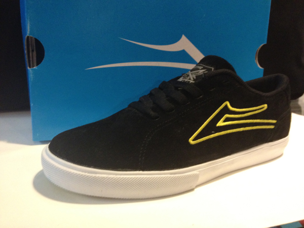 """LAKAI """"Mariano - x THRASHER Black/King Of The Road (SUEDE)"""" [Guy Mariano feat. THRASHER Signature - Limited Edition!]"""