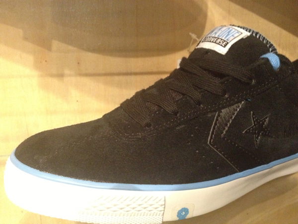 "CONS ""KA One Vulc OX – Black/Blue"" : Price 2900.-"