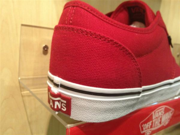 """VANS """"Atwood (Canvas) – Chili Pepper"""" : Price 1950.-"""