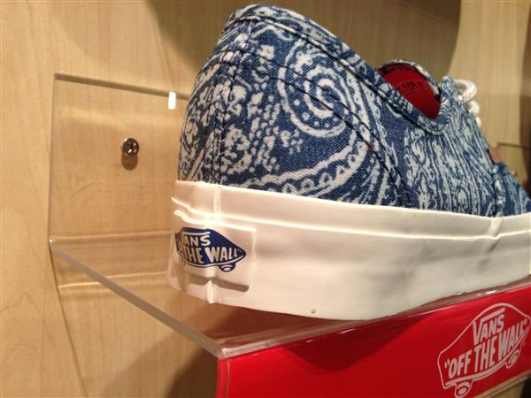 """VANS """"Authentic CA - (Paisley) Limoges"""" [Limited Edition!] : Price 2200.-"""