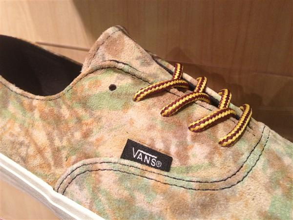 "VANS ""Era Decon CA – (Camo) Brown"" : Price 3490.-"