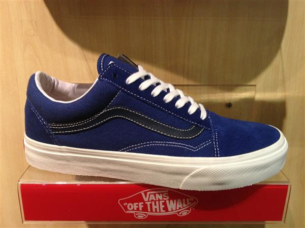 "VANS ""Old Skool – (Vintage) True Blue Black Iris""   Price 27d5be222916"