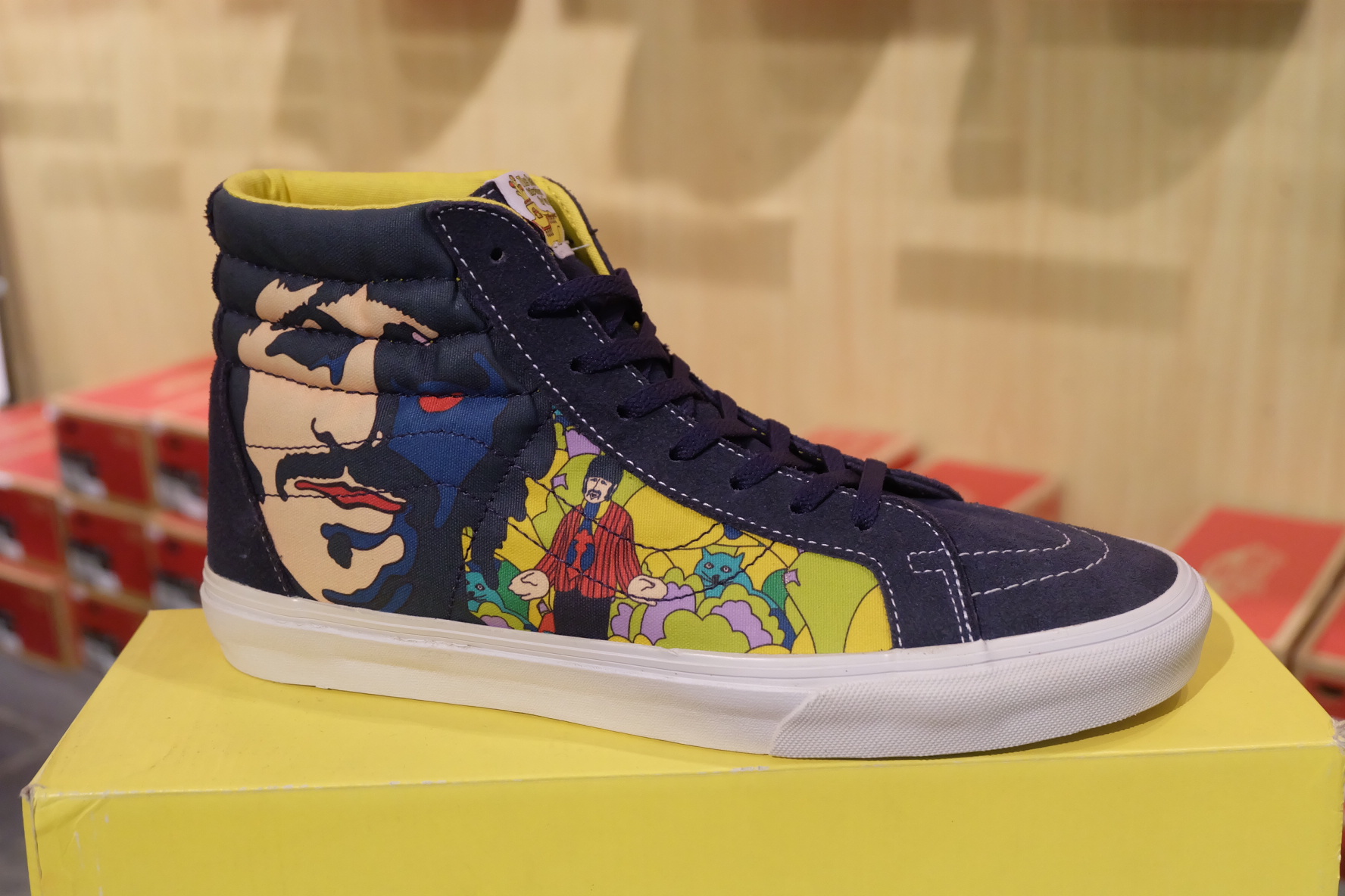 8af62573e8 VANS SK8 – The Beatles