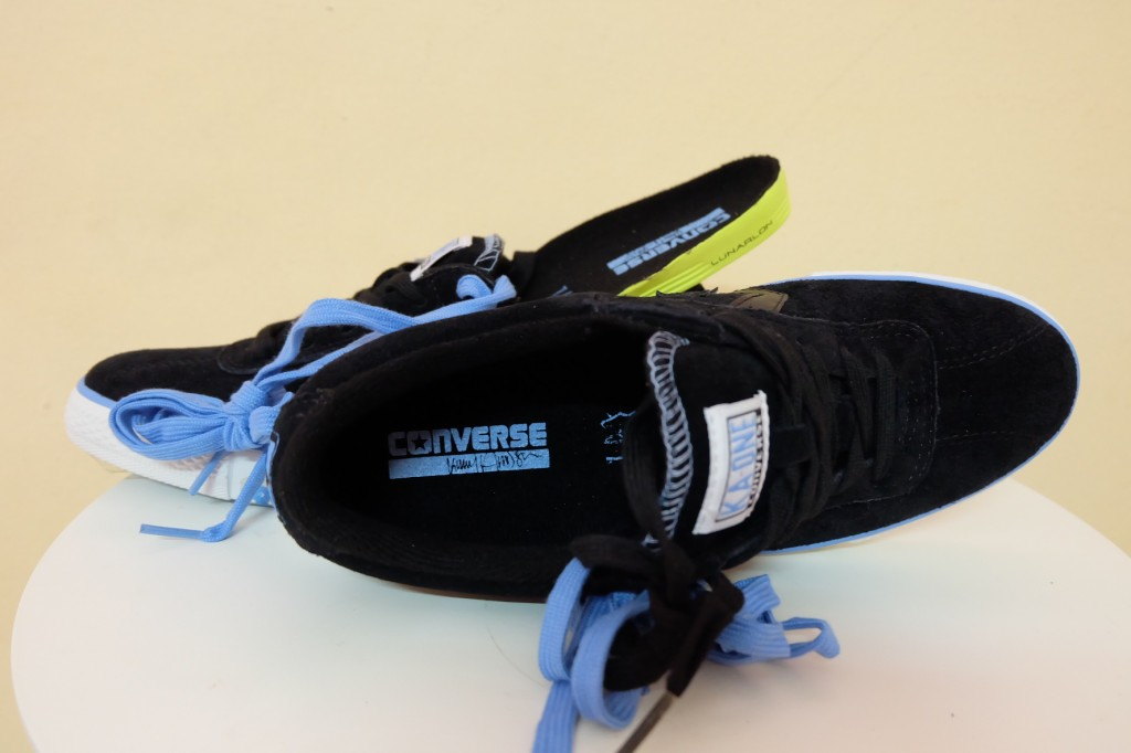 "CONS ""KA One Vulc OX – Black/Blue"" : Price 3,000.-"