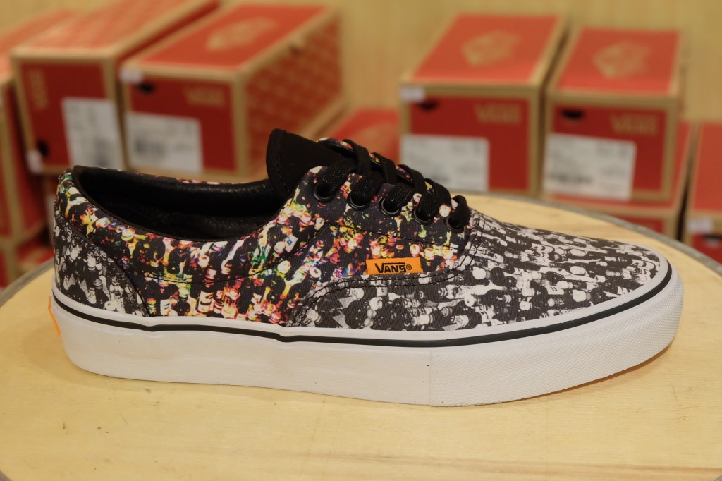 "รองเท้า VANS SYNDICATE ""Era PRO ""S"" - (Flaschen) Black/True White"" : Price 4,200.-"