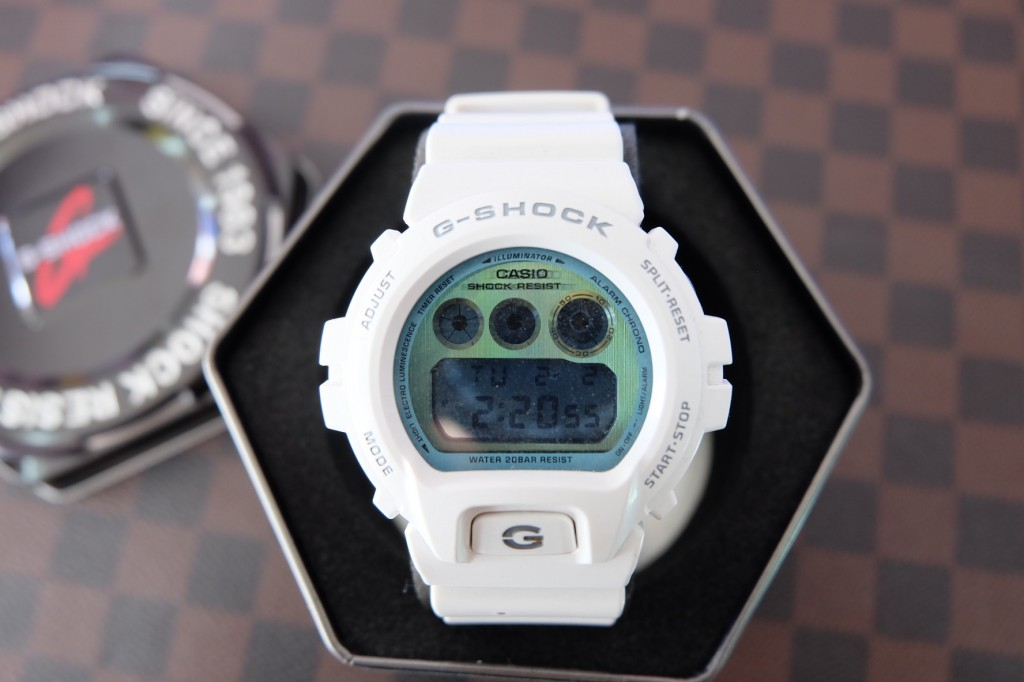 [G-Shock] DW 6900PL - 7 (Limited Edition) : ราคา 2,590