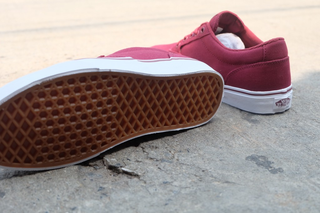"รองเท้า VANS ""Winston (Canvas) - Cordovan"" : Price 1,950.-"