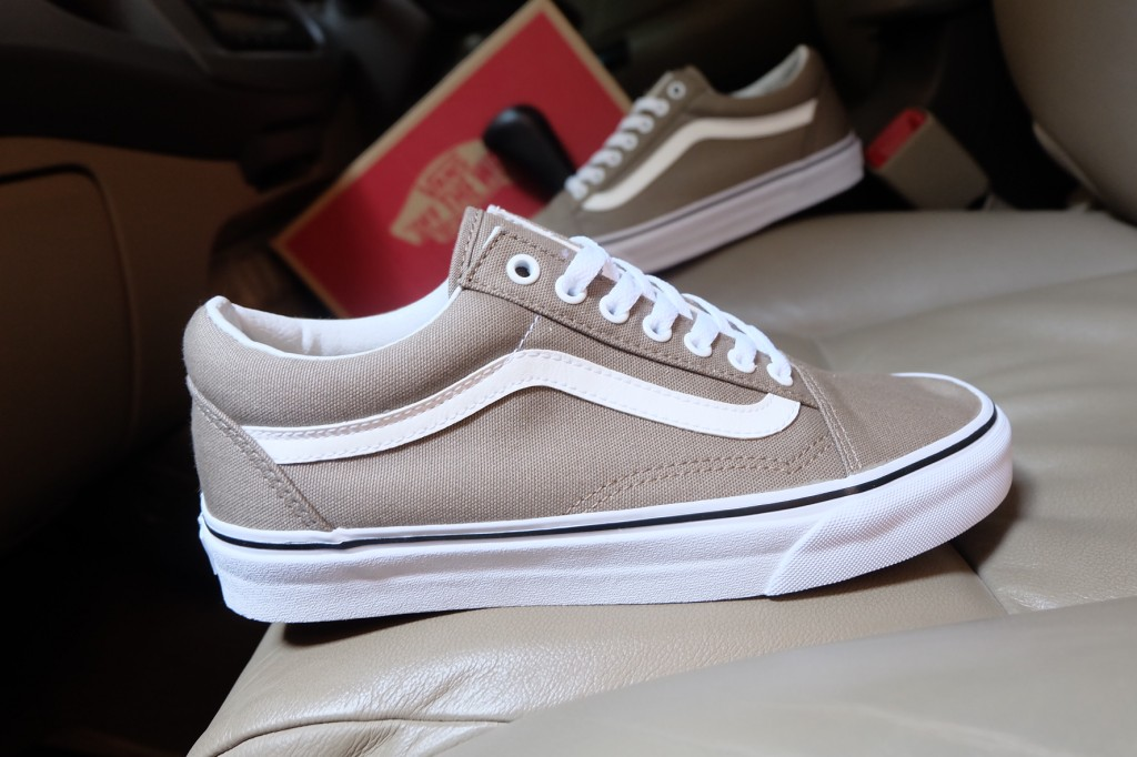 "รองเท้า VANS ""Old Skool – Old Skool (Canvas) - Brindle"" : Price 2,300.-"