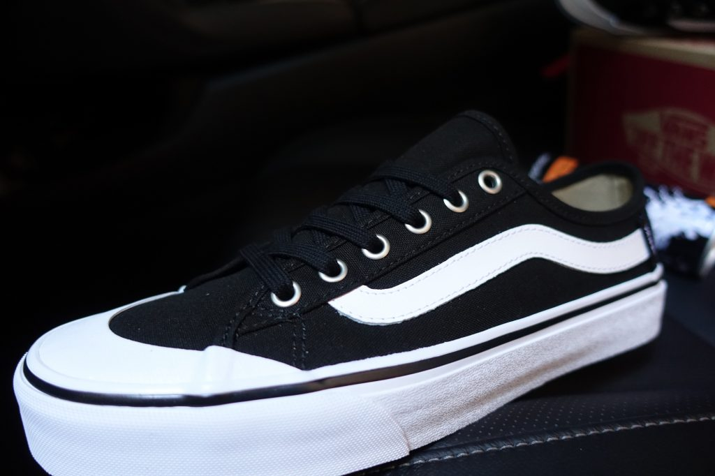 "รองเท้า VANS ""Black Ball SF - BlackWhite"" : Price 2,700.-"