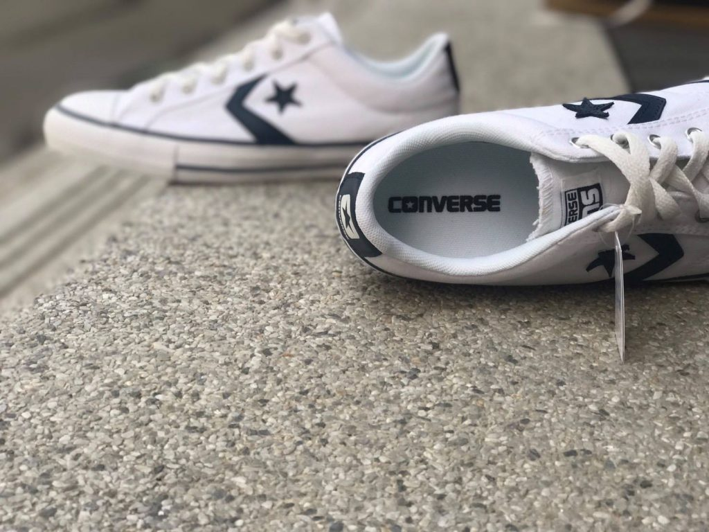 Converse Star Player Ox - White : Price 1,800.-
