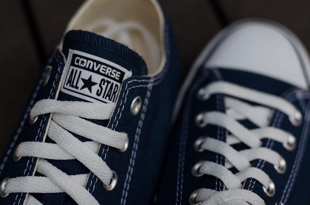 Converse All Star Ox - Navy : Price 1,650.-