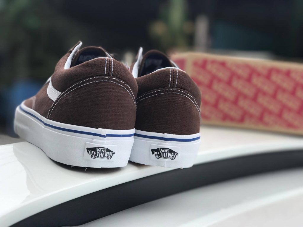 VANS Old Skool - Chestnut : Price 2,600.-