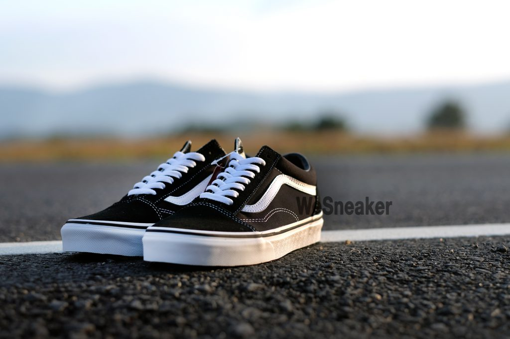 [VANS] Old Skool - Black : Price 2,300.-