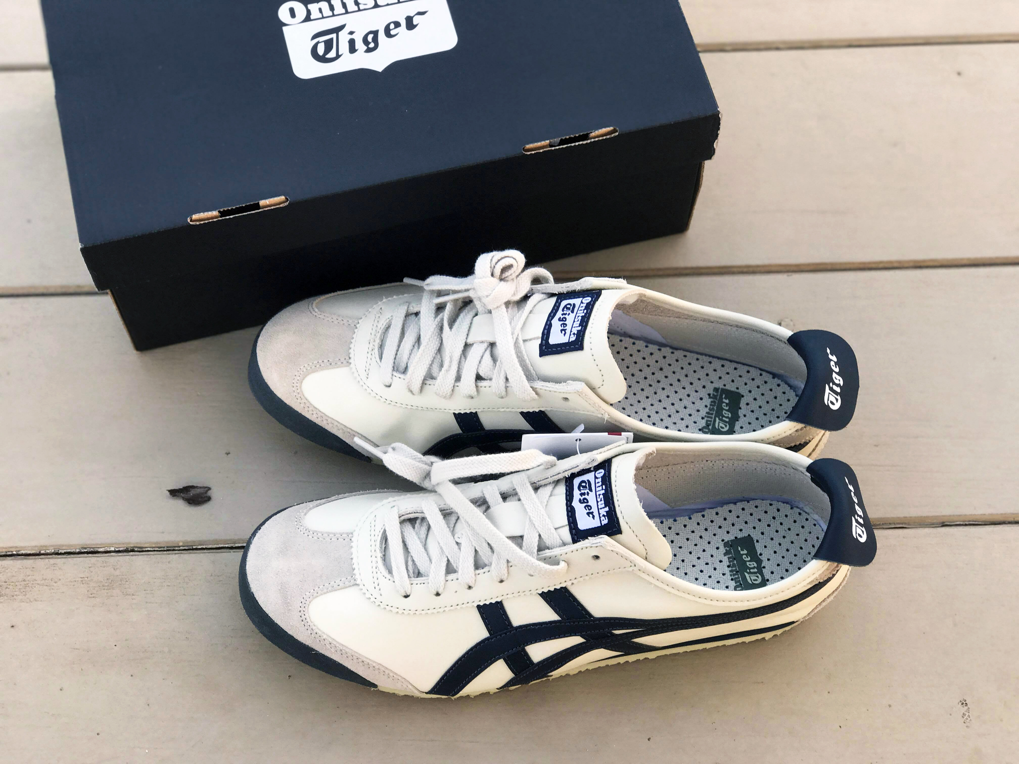 best sneakers 86aca 7608d ONITSUKA TIGER MEXICO 66 (Birch/India Ink/Latte) : Price 4,200.-
