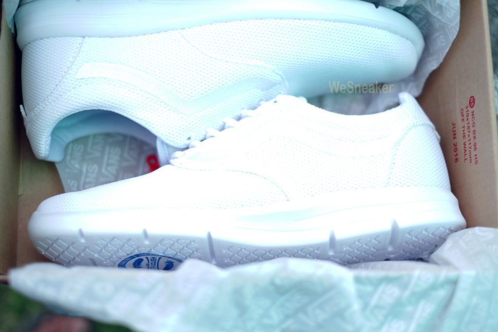[VANS] ISO 1.5 + (Mesh) - True White : Price 3,490.-