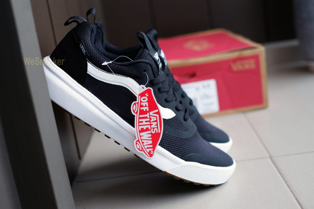 [VANS] [VANS] UltraRange Rapidweld - Black/White : Price 4,500.-