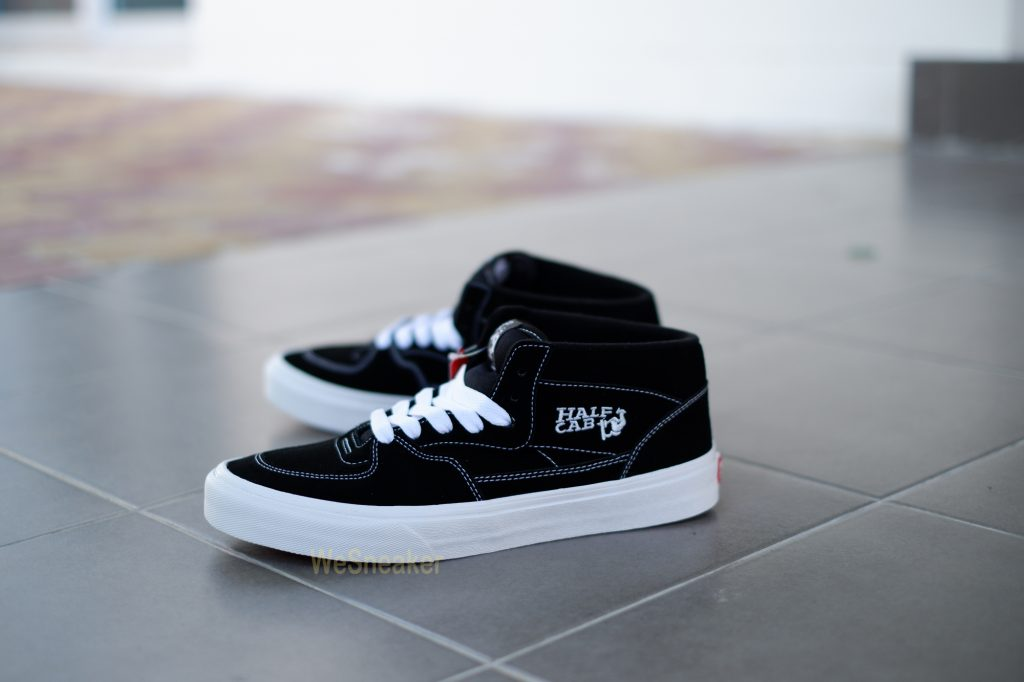 [VANS] [VANS] Half Cab - Black/White : Price 3,390.-