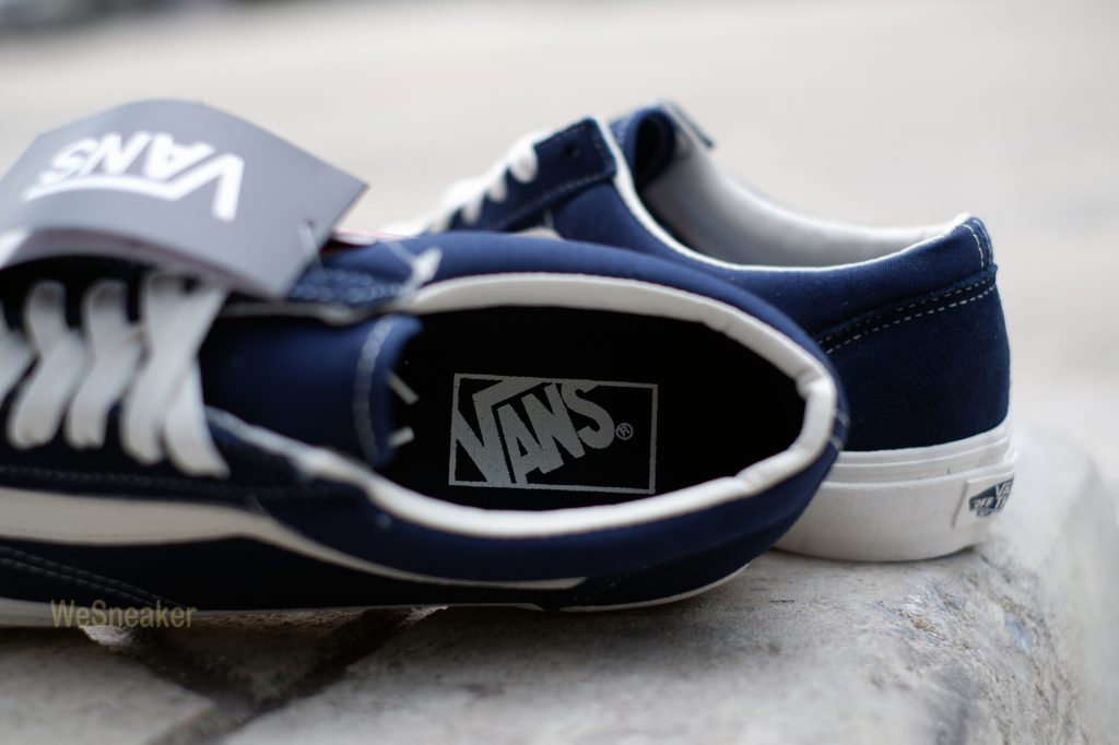 [VANS] Style 36 (Suede) - Dress Blues/Marshmallow : Price 3,590.-