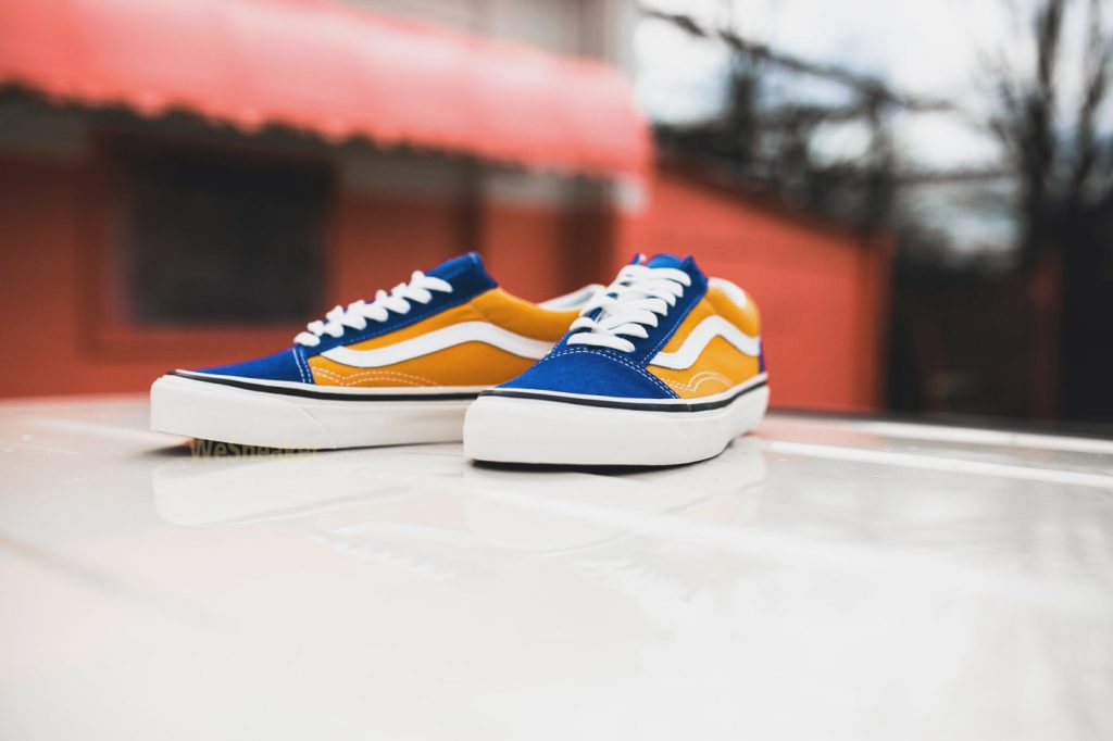 a01ec800b5b0d2  VANS  Old Skool 36 DX (Anaheim Factory) - OG Blue OG