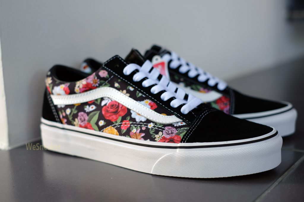 [VANS] Old Skool (Lux Floral) - Digi Floral/Black : Price 3,390.-
