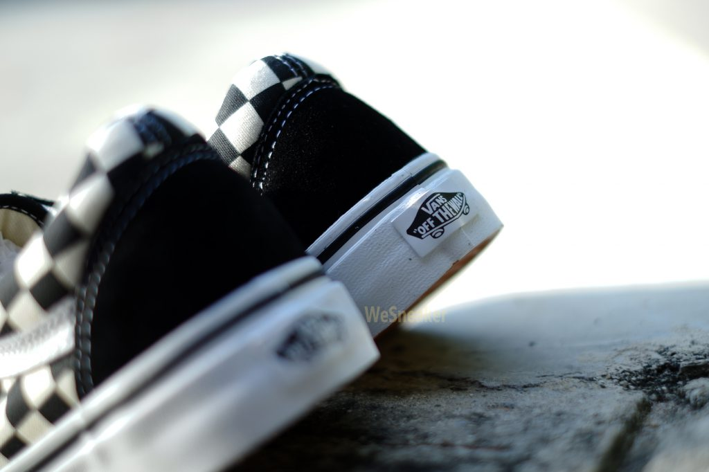 [VANS] Old Skool (Primary Check) - Black/White : Price 2,900.-
