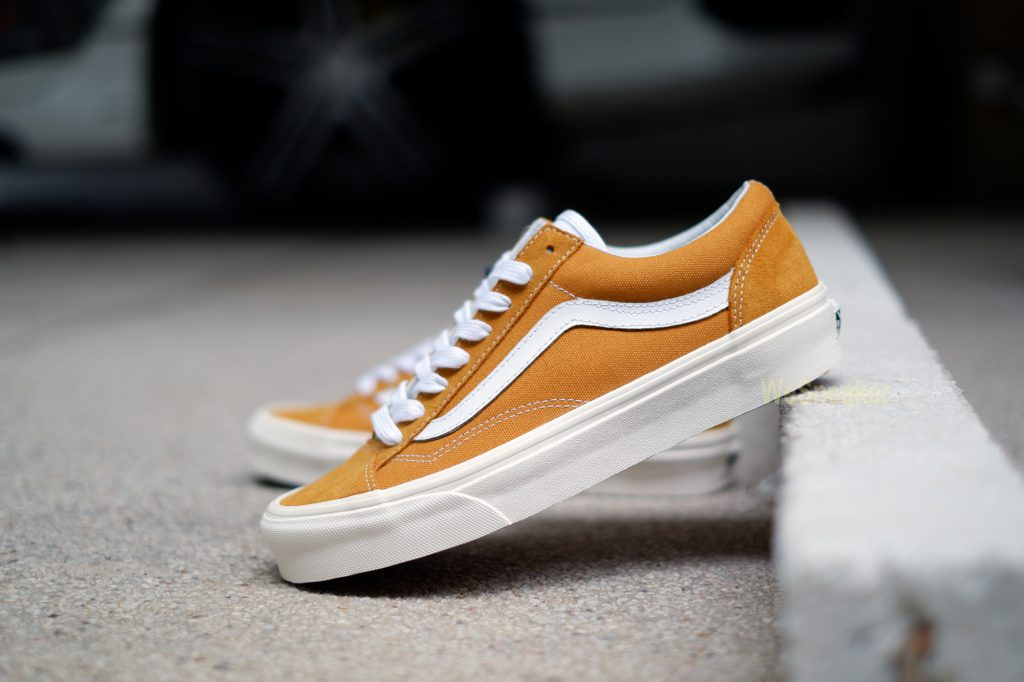 [VANS] Style 36 (Retro Sport) - Sunflower/White : Price 3,590.-