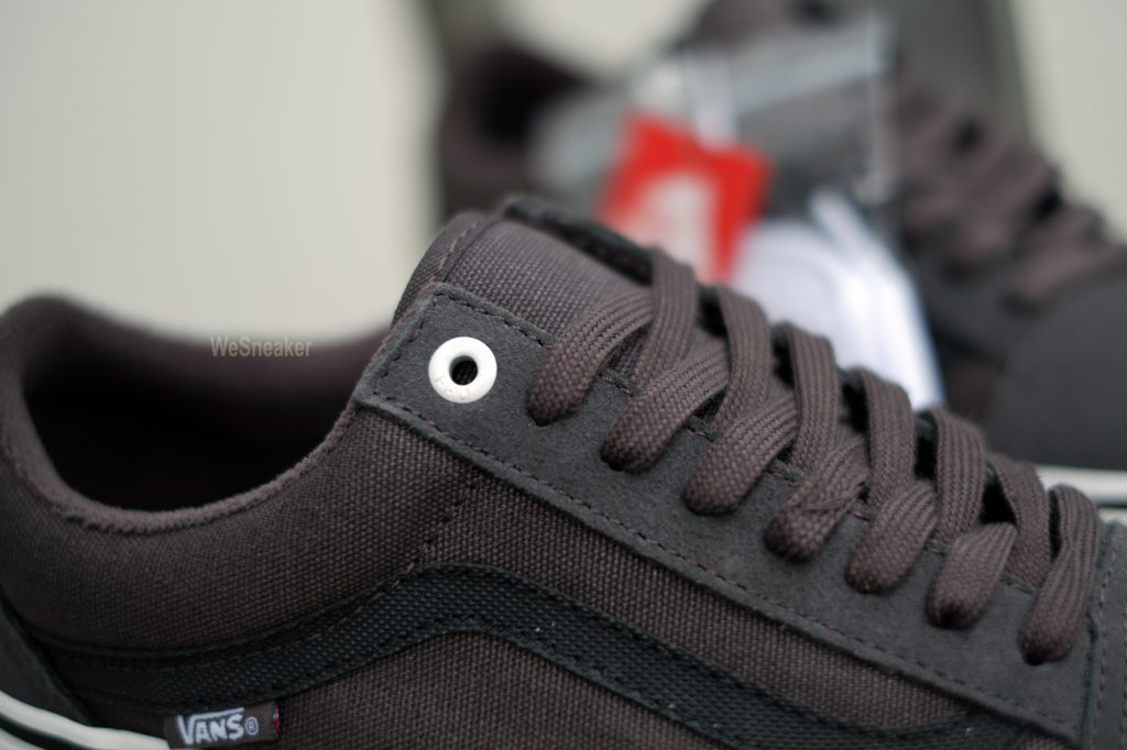 [VANS] Old Skool (PRO) - Forged Iron : Price 3,590.-