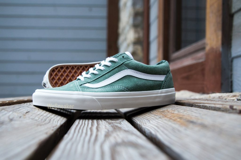 [VANS] Old Skool (Retro Sport) - Sea Spray/True White : Price 2,900.-