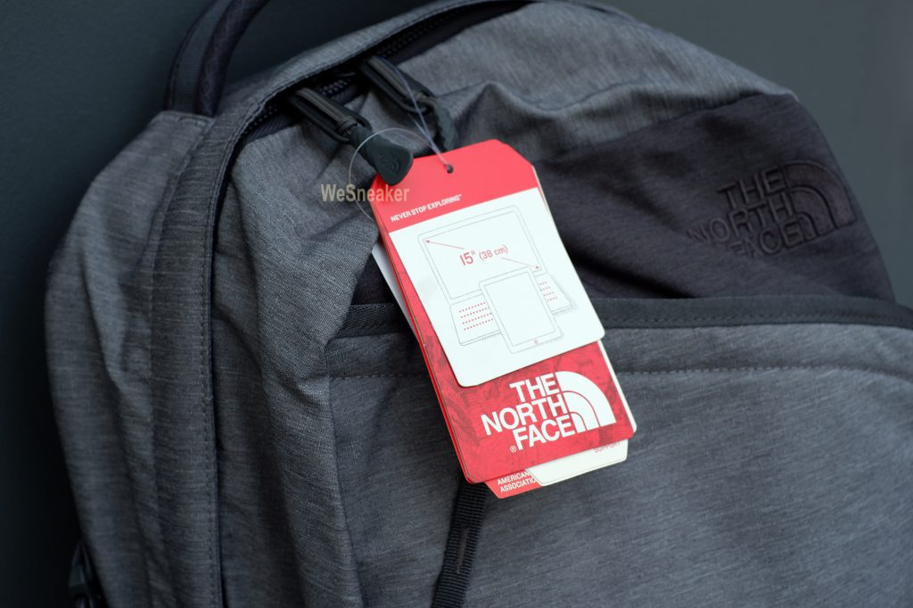 [The North Face] Hot Shot - Dark Gray/Med. Gray : Price 2,790.- (SALE!!)