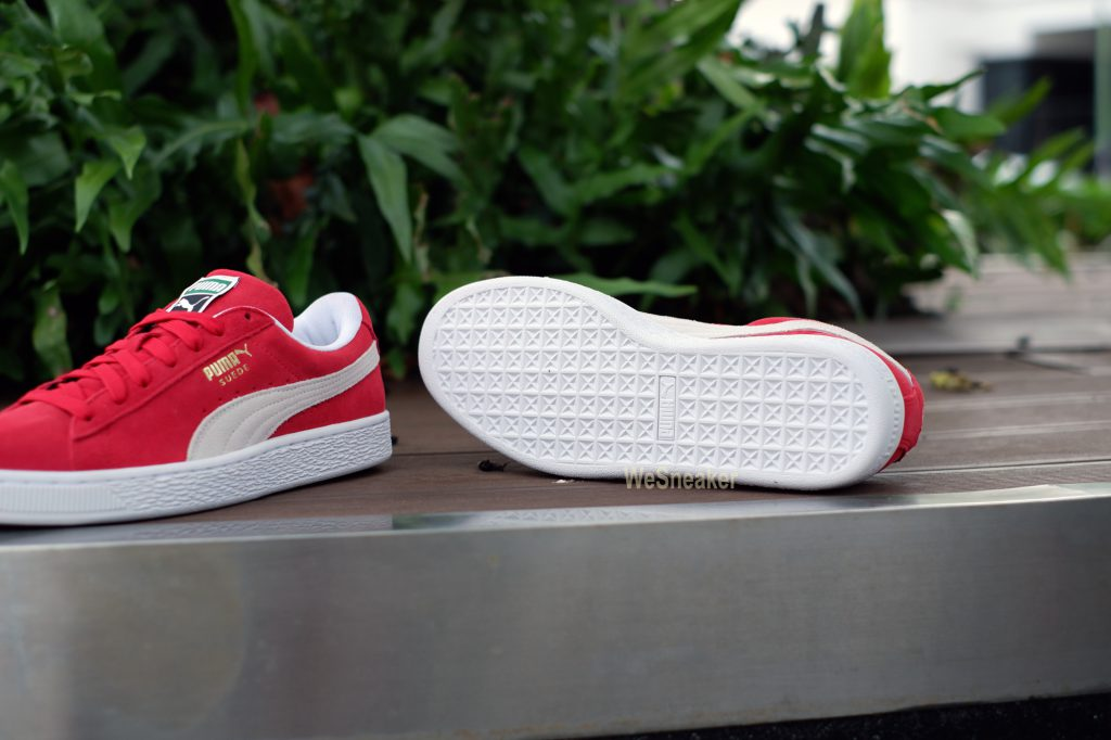 [PUMA] Suede Classic+ High Risk Red : Price 2,999.-