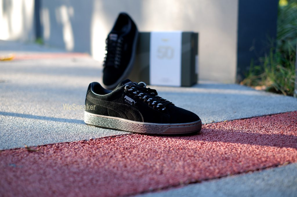 [PUMA] Suede Classic x Chain - Black (Limited Edition) : Price 4,499.-