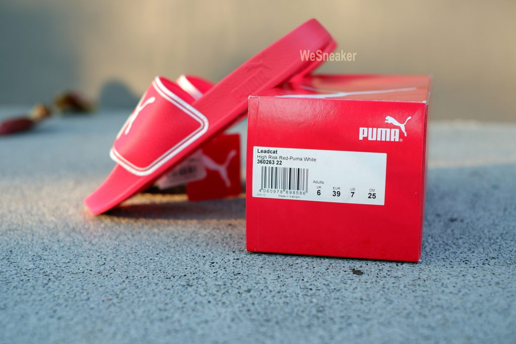 [PUMA] Leadcat - High Risk Red/Red : Price 1299.-