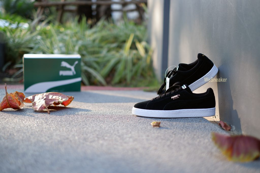 [PUMA] Suede Classic+ Black-Team/Gold-White : Price 2999.-