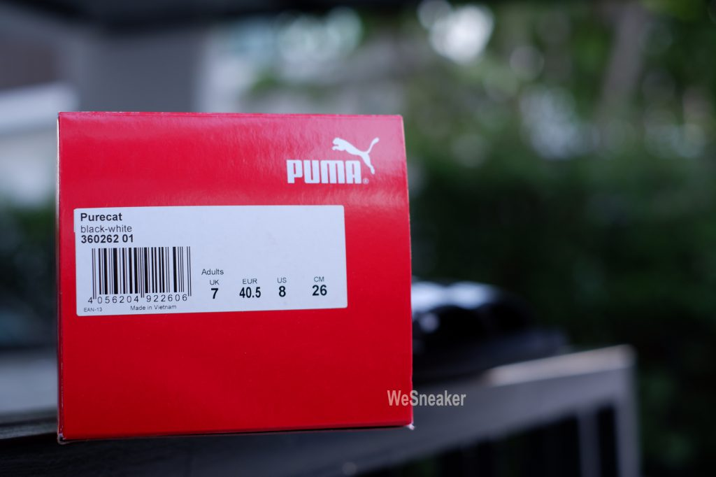 [PUMA] Purecat - Black : Price 890.-