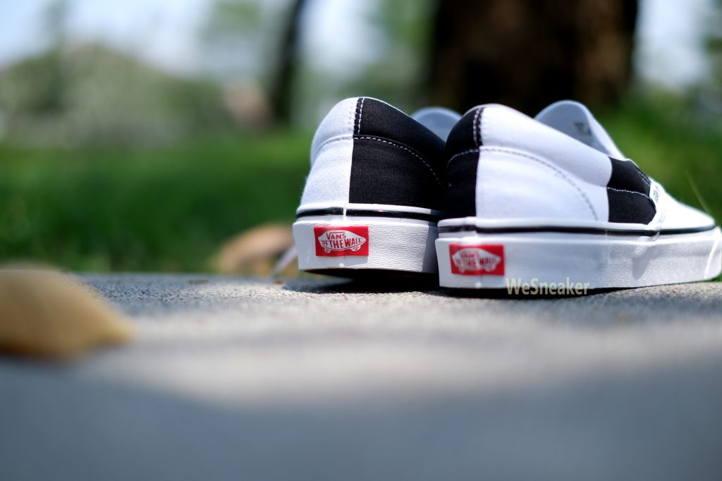 [VANS] Slip-On (Mega Checker) - Black/True White : Price 2,100.-