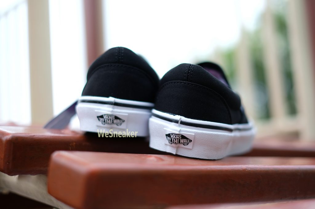 "[VANS] Slip-On (Magic Oracle) - Black ""Don't Count On It"" : Price 2,800.-"