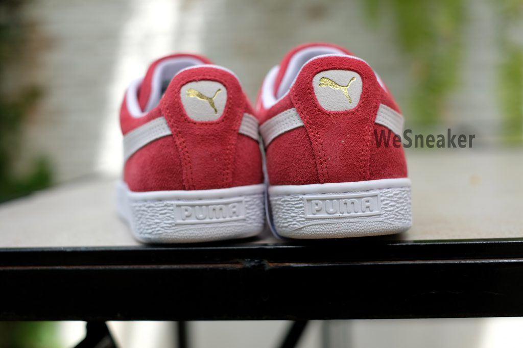[PUMA] Suede Classic+ Team Regal Red : Price 2,999.-