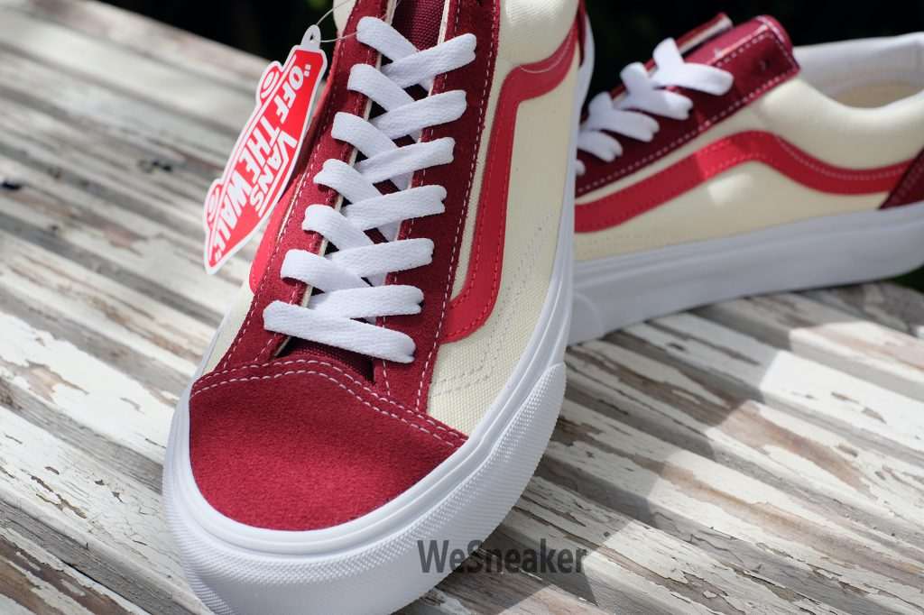 [VANS] Style 36 (Retro Sport) - Biking Red/Poinsettia : Price 2,800.-